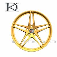 Customise Aluminum Concave Forged Wheels 18 × 8.5 Inch Personalized