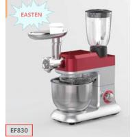 China Easten 1000W Kitchen Mixer for Canada/SK1 Glass Blender Stand Mixer EF830 / 3-in-1 Plastic 5.3 Liters Kitchen Hand Mixer wholesale