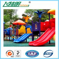 China Anti Static Outdoor EPDM Rubber Flooring Mat for Playground / Gym Room / Running Track on sale