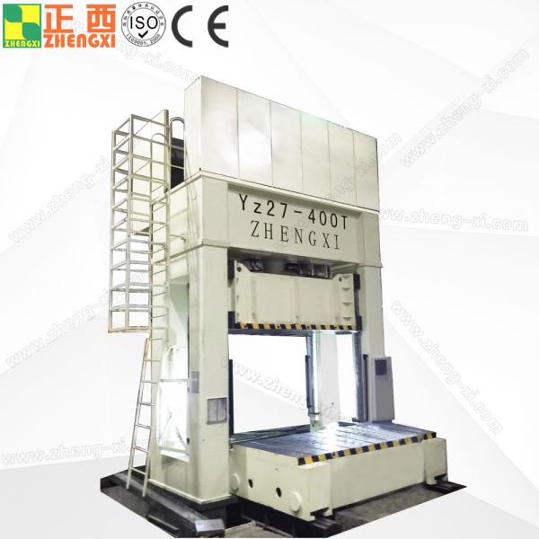 Quality Servo Motor Hydraulic Press Die Cushion With Movable Worktable Deep Drawing for sale