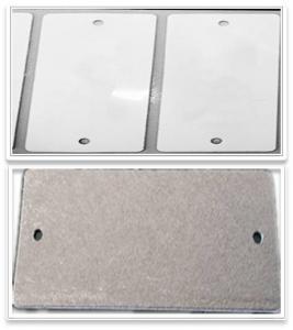 China UHF Anti-metal Adhesive Paper Tag, UHF anti-metal self-adhesive Label, Ultra High Frequency anti-metal Stickers on sale