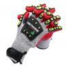 China Polyethylene HPPE Fiber Shell Anti Cut Gloves Glass Handling Safety Work Gloves wholesale