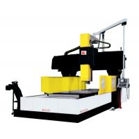 Buy cheap Heavy Duty Gantry Machining Center CNC With 3 Axis Belt Driven Spindle from wholesalers