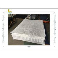 China Double Deck Mattress Pocket Spirng Unit Soft on the Top and Hard on the Bottom multifunctional  used for Mattress Filler wholesale