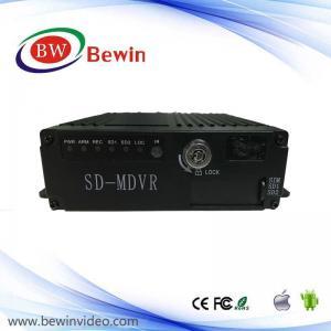 China 4 vidéo d'enregistreur de système de sécurité de maison de VGA 720P Ahd CARTE SD MDVR 3G 4G GPS Wifi de la Manche pour la voiture wholesale