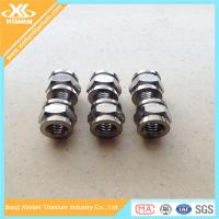 High Quality Alloy Titanium Nuts And Titanium Machinery Parts