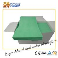 China Quarterfold Industrial Cleaning Wipes , Dust Off Anti Static Monitor Cleaning Wipes on sale