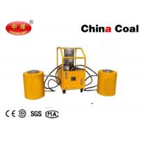 China Industrial Lifting Equipment DYG Double Acting 100-1000ton Electric Hydraulic Jack wholesale
