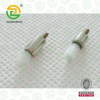 China TA024 Tapered / Flat / Cup Nylon Prophy Brush Dental Assisting Tools on sale