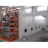 China Automatic Industrial Drying Machine With 1.2 m Width Belt , Belt Drying Machine wholesale