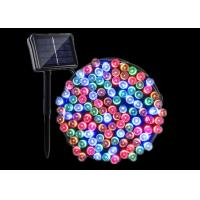 Buy cheap ABS Plastic Solar LED Garden Lights Fairy String Lights For Wedding / Party Decoration from wholesalers