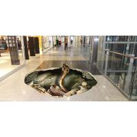 China 3D cheap floor graphic wholesale
