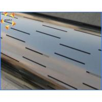 Buy cheap Reliable slotted liner for better SAGD horizontal completion well from wholesalers