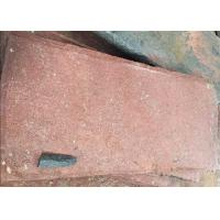 China Dayang Red Granite stone slabs Red Porphyry tile cube paving wholesale