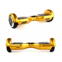 China Smart Stand On Chrome Electric Scooter With 2 Wheels , Customized LOGO wholesale