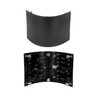 Buy cheap P2 SMD Indoor Flexible Led Video Curtain , Flexible Led Display Screen Full Color from wholesalers