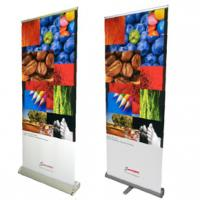 China Roll up banner stand wholesale