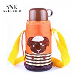 China Cute Cartoon L9*H16.5CM Neoprene Insulated Bottle Sleeve wholesale