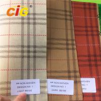 China PP Nonwoven Fabric Resistant UV Auto Upholstery Fabric SGS / ROHS wholesale
