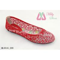 China High quality low price ladies flat shoes guangzhou milly shoes(ML0516_209) on sale