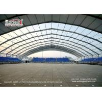 China Big Sport Event Tents / Basketball Marquee Party Tent Easy To Assembled wholesale
