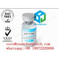 China CJC-1295 Growth Hormone Peptides , Loss Fat And Keep Muscle Mass wholesale