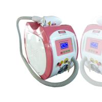 Buy cheap High Energy Q Switch Laser Tattoo Removal Machine For Eye Embroider / Lip Line from wholesalers