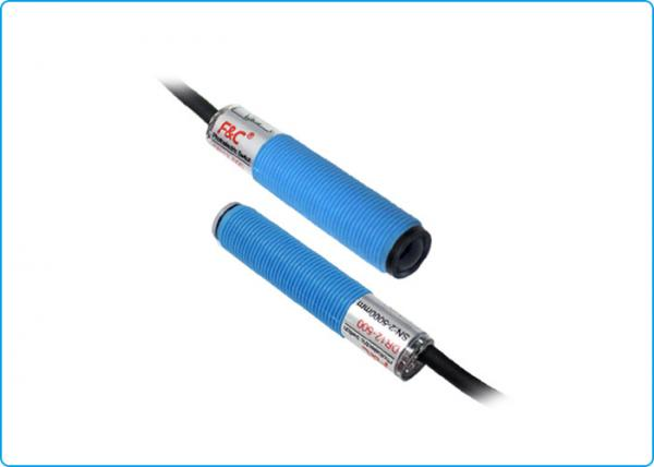 Quality Through Beam Reflection M12 Cylindrical Photoelectric Sensors Infrared Switches for sale