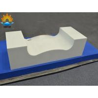 China Alpha Fused cast Alumina Block wholesale