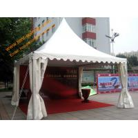 China Hot Sale Pagoda Marquee 4x4m, Gala Tent Marquees, Waterproof PVC Cover wholesale