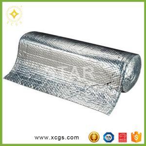 China Industrial Bubble Foil Insulation/Aluminum Foil Insulation sheet wholesale