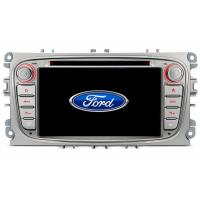 """China 7"""" FORD Focus MONDEO Android Car Multimedia  Double Din GPS Radio with Mirror-link FOD-7618GDA(Sliver) wholesale"""