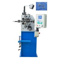 China Computerized CNC Torsion Spring Machine For 0.10 - 0.80mm Wire Diameter wholesale