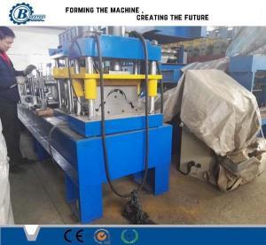 China 380V Industrial Ridge Cap Roll Forming Machine Cap Making Machines wholesale