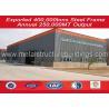China logistics warehouse , steel structure warehouse Environmentally friendly designed wholesale
