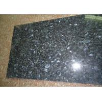 Buy cheap 30.5x30.5cm Blue Pearl Granite Tile , Granite Kitchen Wall Tiles Iridescent Look from wholesalers