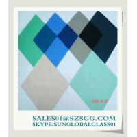 China High quality 4-12mm Float Tinted Glass Color (Green, Blue, Grey, Bronze) on sale