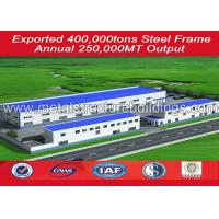 China New Style Metal Steel Structure Building Workshop ISO9000 ISO14000 ISO18000 wholesale