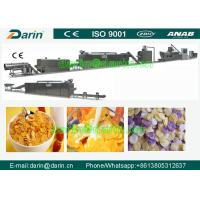 China Automatic Bulk Corn Flakes Production Machine Price  Good condition corn flake production line/corn flakes manufacturing on sale