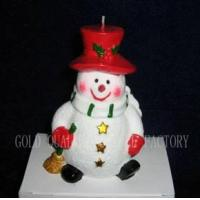 China Christmas & Halloween candles wholesale