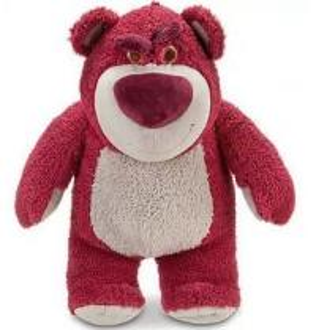 China Disney Original Strawberry Bear Plush Toys wholesale