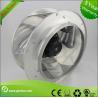 China fan de moteur de l'EC de climatisation de 355mm, grand volume incurvé arrière de ventilateur wholesale