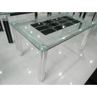 China Glass Table Furniture Dining wholesale