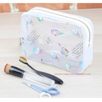 China Waterproof PVC Toilet Kit Clear PVC Wash Bag Toiletry Wash Bag Organizer Pouch wholesale