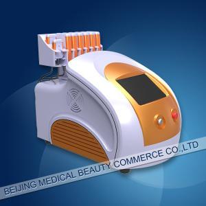 China Portable Laser Liposuction Equipment , Cavitation RF Multifunction Beauty Machine on sale