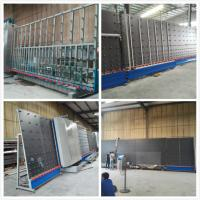 China Fully Automatic Insulating Glass Vertical Double Glazing Equipment/Production Line,Full Automatic Insulating Glass Line wholesale