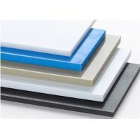 China 30mm thick ultra high molecular weight polyethylene plastic panel custom colors wholesale
