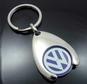 China Wishbone Coin Keychain Holder wholesale