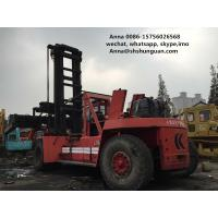 China Kalmar Used Container Handler , 45 Tons Used Container Handling Equipment wholesale