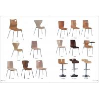 China coffee room bentwood chair furniture/bentwood bar chair/plywood chair wholesale